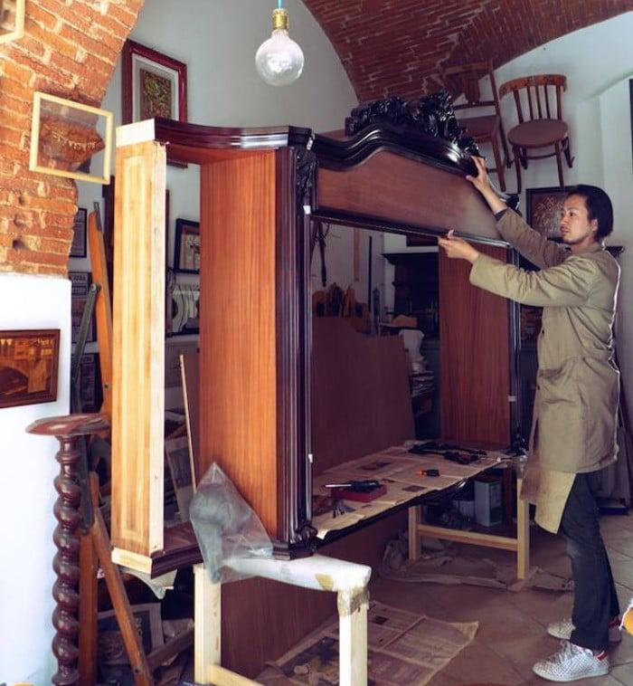 artisan activities italy